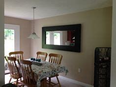 Dining Room Mirrors Ikea Dining Room With Ikea Mirror Color Is Valspar Hopsack