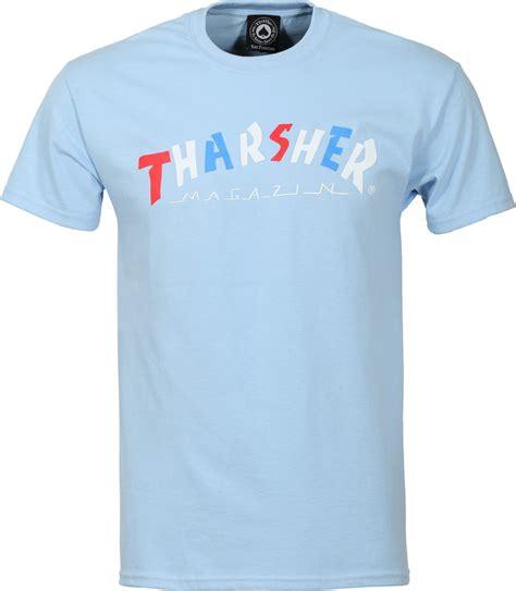 Kaos Thrasher Tshirt Thrasher Tees Thrasher Thrasher 23 thrasher knock t shirt free shipping