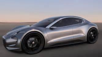 New Electric Sports Car Competes With Tesla The Fisker Emotion Is Ready To Compete With Tesla
