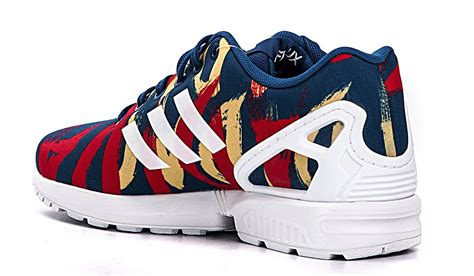 adidas zx flux w shoes s77313 basketball shoes casual shoes sklep koszykarski basketo pl