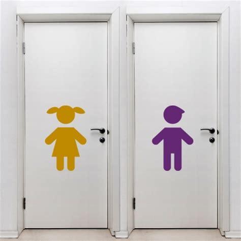 Toiletten Aufkleber Kinder by Wandtattoos Schilder Piktogramme Wandtasie 174 Wc