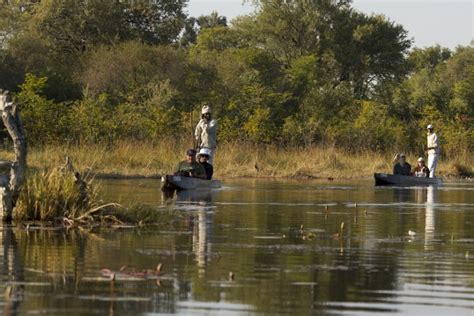boat cruise maun moremi to chobe northern botswana mobile tented safari