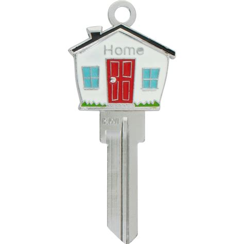 blank house keys shop hillman brass house entry key blank at lowes com