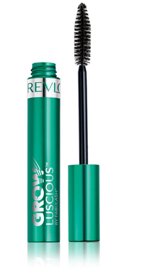 Mascara Revlon Waterproof revlon grow luscious waterproof mascara