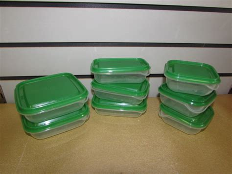 tupperware large storage containers lot detail large assortment of storage containers
