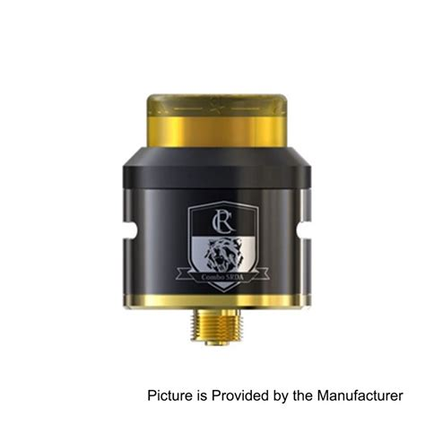 Ijoy Combo Rda Ii 25 Atomizer Ultem Authentic Sku02572 authentic ijoy combo srda black 25mm bf rebuildable atomizer