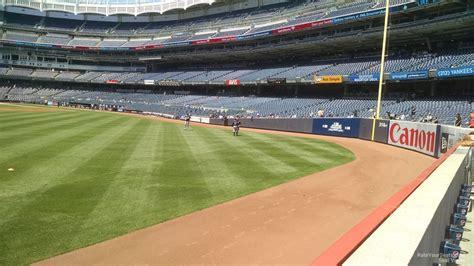 Section 136 Yankee Stadium by Yankee Stadium Section 136 New York Yankees