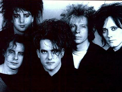 The Cured el rojo y el negro the cure y el rock hecho en m 233 xico