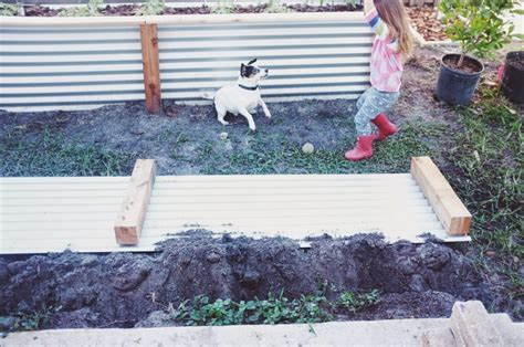 metal raised garden beds our raised beds easy metal wood garden bed how to diy