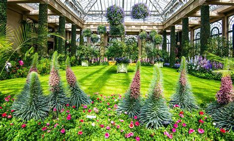 Backyard Small Usa Parks Delphinium Roses Longwood Kennett Square Lawn