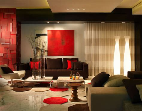 brown and red living room 100 best red living rooms interior design ideas
