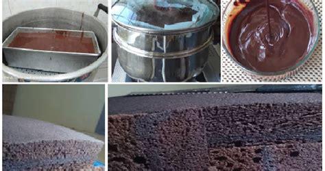 bikin brownies kukus amanda bikin brownise kukus ala amanda ternyata gang lho bun