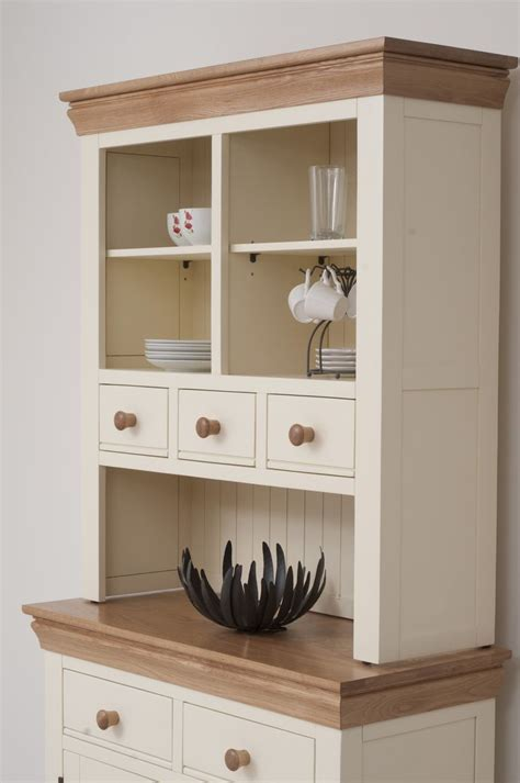 kitchen dresser ideas country cottage painted funiture cabinet dresser oak furniture land www