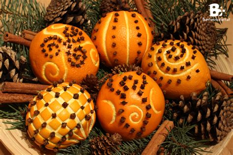 oranges and cloves pomanders for christmas colorful crafts