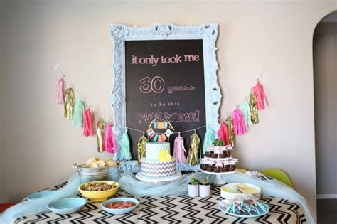 Celebrate In Style With These 50 DIY 30th Birthday Ideas!