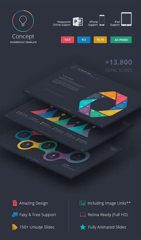 12 Best Powerpoint Presentation Templates With Great Best Powerpoint Templates