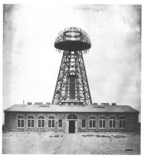 Tesla Energy Tower The Rise And Fall Of Nikola Tesla And His Tower History