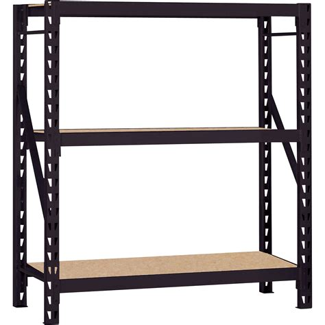 edsal heavy duty welded storage rack 60in w x 18in d x