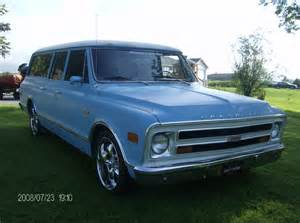 1968 chev suburban