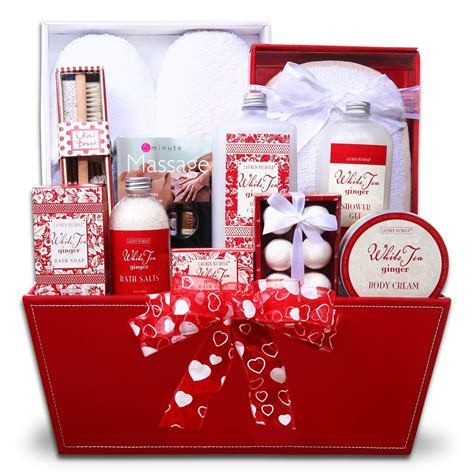 valentines day delivery gifts ultimate indulgence spa gift basket spa gift baskets
