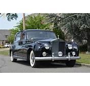 Classic 1961 Rolls Royce Phantom Sedan / Saloon For Sale
