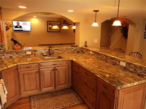 basement renovation in owings mills md traditional