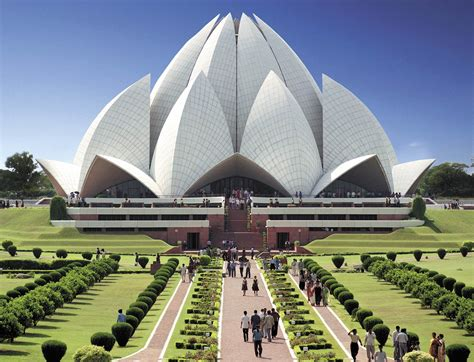 Lotus Temple Lotus Temple Delhi Reviews Lotus Temple Delhi Guide