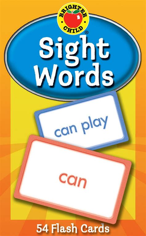 phonics brighter child flash 0769647499 cheapest copy of sight words flash cards brighter child