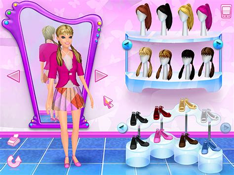 design your own home dress up games barbie games weneedfun