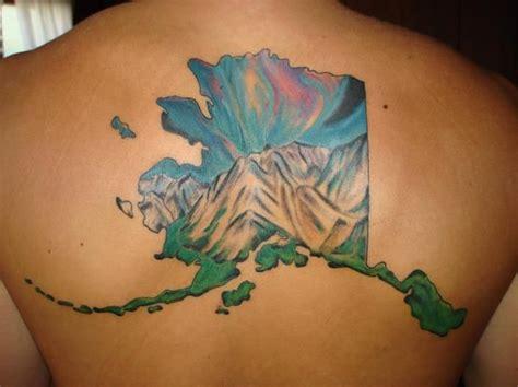 alaskan tattoos designs alaska state designs related keywords alaska