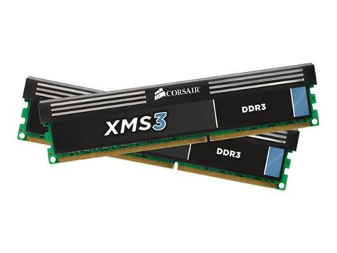 Memory Ddr3 4gb Corsair Corsair 8gb Ddr3 1333mhz Xms3 Memory Ebuyer