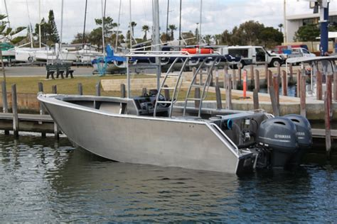 saltwater aluminum boats for sale new saltwater commercial boats 6 5 centre console
