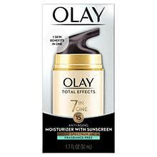 Olay Total Effect Day 20 Gr moisturizers with spf protection olay