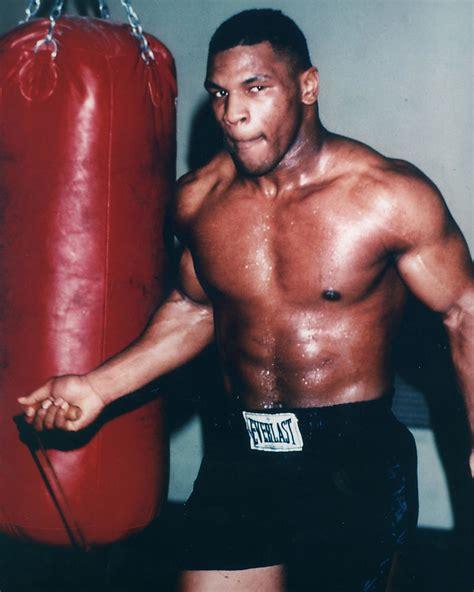 Boxer Mike Hello mike tyson boxing photo print 08 ebay