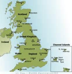 uk map united kingdom map