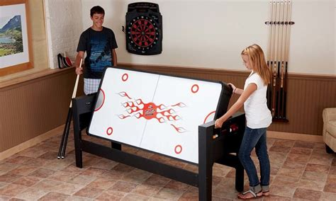 air hockey table tennis combo the top 5 best air hockey ping pong table combo reviews