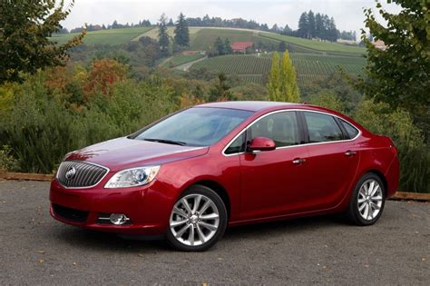 review 2012 buick verano the about cars