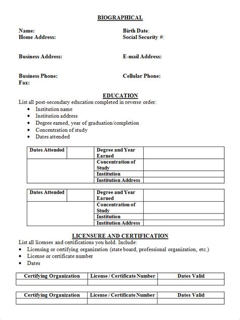resume format for degree students free 36 student resume templates pdf doc free premium