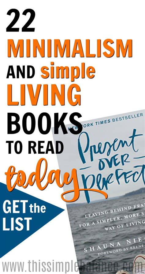 books on minimalist living 22 simple living minimalism books for weary this