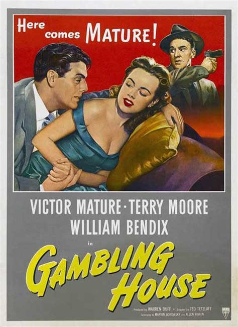 gambling house gambling house movie posters from movie poster shop