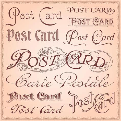 imagenes retro soda letra vector de las letras de la postal del vintage ilustraci 243 n