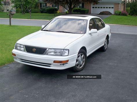 1995 Toyota Avalon Xls 1995 Toyota Avalon Xls