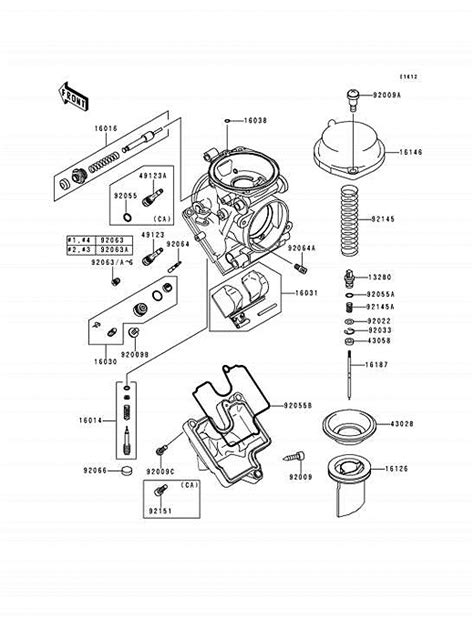 zx6e wiring diagram wiring automotive wiring diagrams