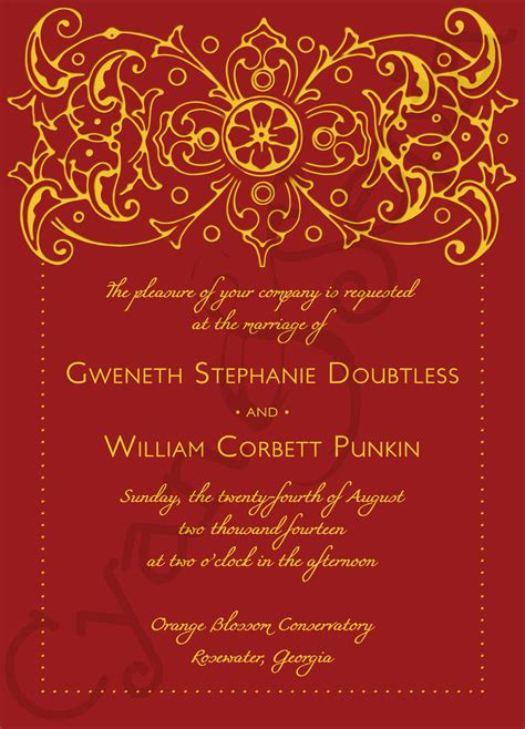hindu wedding invitation free indian wedding invitation templates cloudinvitation