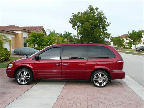 2005 Chrysler Town And Country by Bigwilliet 2005 Chrysler Town Country Specs Photos