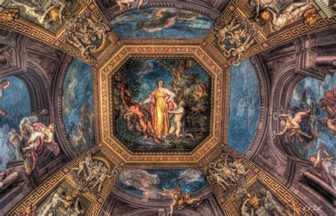 Vatican Museum Ceiling Paintings vatican museum ceiling by e r smith