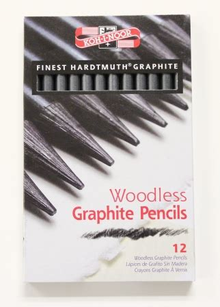 koh  noor woodless graphite pencils