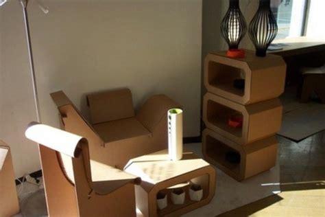 amazing cardboard diy furniture ideas