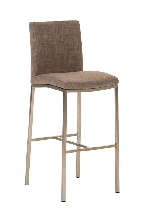 bar stool freeport tweed fabric steel kitchen breakfast