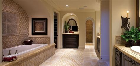 model home bathrooms after you ve met with a builder s onsite sales staff you